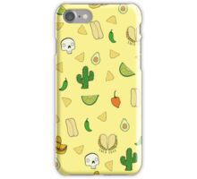 Mexican Food and other cool things iPhone Case/Skin