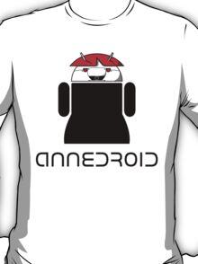 ANNEDROID T-Shirt