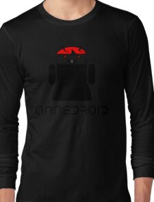 ANNEDROID Long Sleeve T-Shirt