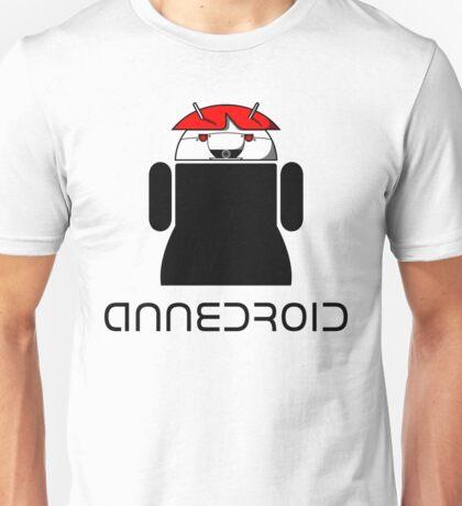 ANNEDROID Unisex T-Shirt