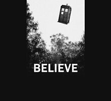 Believe - Police Box Unisex T-Shirt