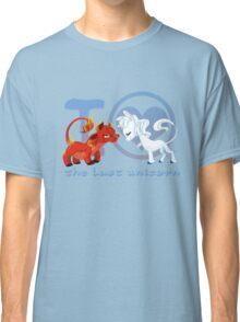 I heart The Last Unicorn Classic T-Shirt