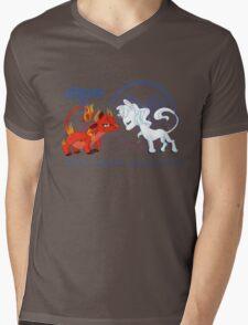 I heart The Last Unicorn Mens V-Neck T-Shirt