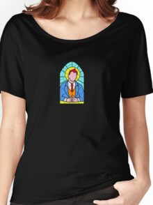 Jackson Howard - Stain Glass Women's Relaxed Fit T-Shirt