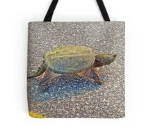 Common Snapping Turtle - Chelydra serpentina Tote Bag