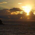 H Bomb Blast over Cook Island by Graham Mewburn