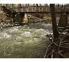 Mini rapids Photographic Print