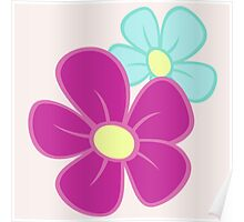 My little Pony - Blossomforth Cutie Mark Poster