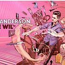 Wil Anderson - Free Wil (Mug) by James Fosdike