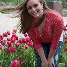 Tiptoe Through The Tulips by Jeanne Sheridan
