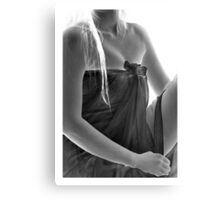 Wrapped In Cloth #2 Canvas Print