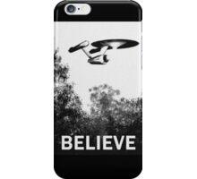 Believe - Trek iPhone Case/Skin