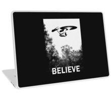 Believe - Trek Laptop Skin