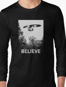 Believe - Trek Long Sleeve T-Shirt