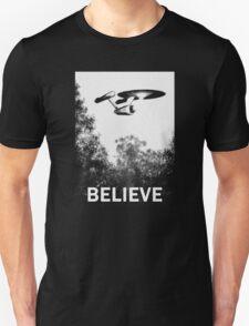 Believe - Trek T-Shirt