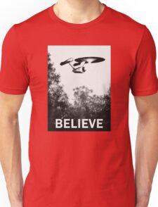 Believe - Trek Unisex T-Shirt