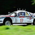 Lancia Rally 037 by Willie Jackson
