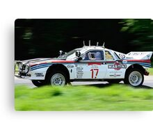 Lancia Rally 037 Canvas Print