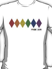 Pride 2011 T-Shirt