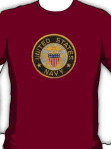 Navy Emblem T-Shirt T-Shirt
