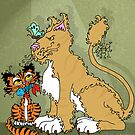 To Love A Liger by Patricia Anne McCarty-Tamayo