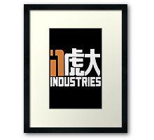 Titanfall Kodi Industries Framed Print