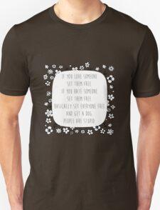 Set me free T-Shirt