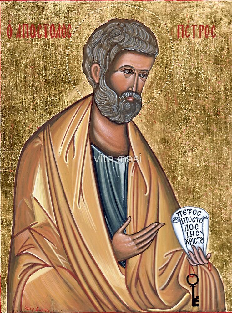 Saint Peter by vimasi