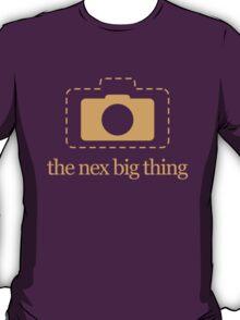 Mirrorless Cameras – Nex Big Thing T-Shirt