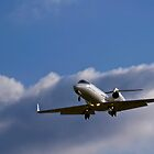 Bombardier Aerospace Learjet 45 - Business Jet by RatManDude