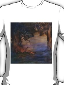 Fantasy Forest 4 T-Shirt