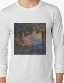 Fantasy Forest 4 Long Sleeve T-Shirt