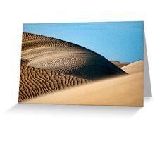 sandy duney  Greeting Card