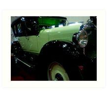 Chrysler Bling Art Print
