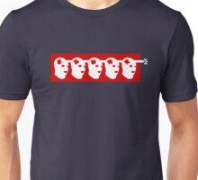 Quintuple Headshot Ace Unisex T-Shirt