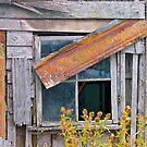 Broken window... by Ali Brown