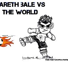 Gareth Bale Vs The World by rettop70