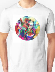 Psychedelic Circle Unisex T-Shirt