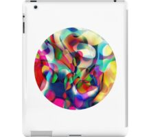 Psychedelic Circle iPad Case/Skin