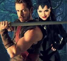 Outlaw Queen by Regal Shipper