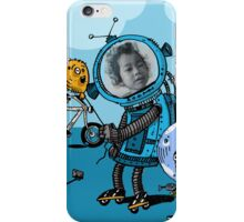 Kids and Her World iPhone Case/Skin