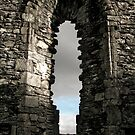 A stormy window by Katarina Kuhar