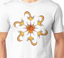 Variola Bug with Anti-Virus Unisex T-Shirt