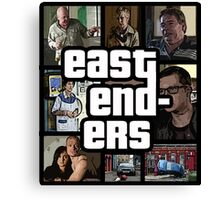 Grand Theft Enders Canvas Print