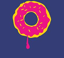 Pink iced doughnut Unisex T-Shirt