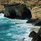 Stormy Sea at Ayia Napa  by Jenny1611