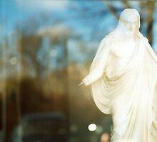 Jesus with no Hands - Denmark by Barnewitz