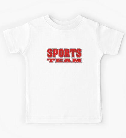 Go Sports Team! Kids Tee