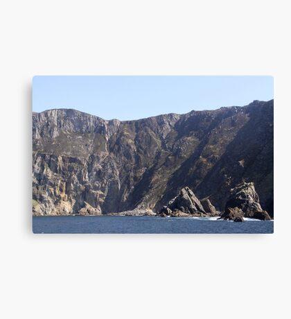 Slieve League Cliffs Canvas Print
