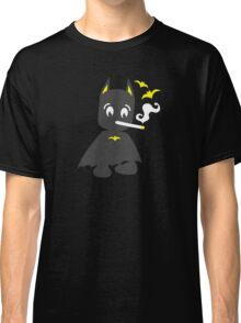 Chibi batman costume smoking a cigarette  Classic T-Shirt